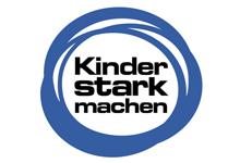 Kinder stark machen Logo