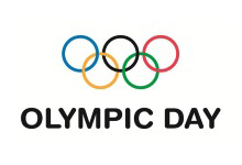 Logo des Olympic Day